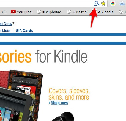 Amazon.com  Online Shopping for Electronics Apparel Computers Books DVDs more Save seconds every minute with the Hover Zoom extension for Chrome