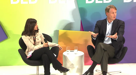 Screenshot 18 eBay CEO John Donahoe says he wants the company to integrate with Google+