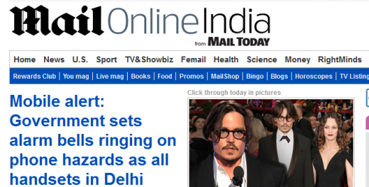 Screenshot 9 520x264 The Daily Mail looks for more Web traffic with an India focused MailOnline