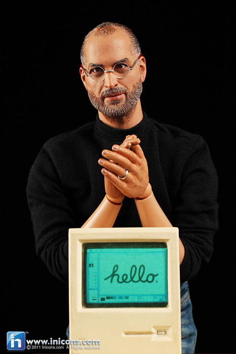 gallery13 This Steve Jobs action figure is so realistic, its actually kind of freaky