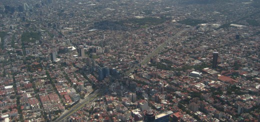 mexico city by eeliuth