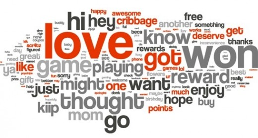 wordcloud1 520x278 Kiip brings the happy with its rewards platform, and its paying off