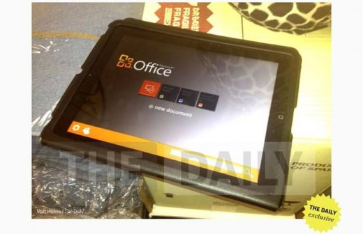 022112 tech apps office ss 662w 520x336 Office for iPad spied in the wild, tipped for App Store submission soon