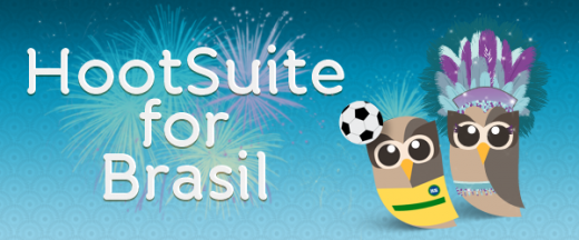 Brazil hootsuite 520x216 Social media dashboard HootSuite is courting Brazil with translated version