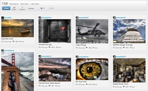 Floggia Topics Photo sharing site Floggia introduces followable trending topics