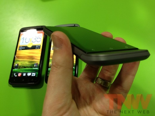 IMG 1746wtmk 520x390 Hands on with HTCs new One series smartphone lineup [Photos]