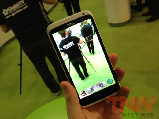 IMG 1880wtmk 520x390 Hands on with HTCs new One series smartphone lineup [Photos]