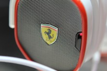 IMG 5866 220x146 Logic3s Ferrari headphones are a sexy bit of speed for your ears