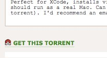 OS X 10.8 Mountain Lion DP VMware Image download torrent TPB As promised, The Pirate Bay officially drops torrent files for Magnet links