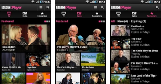 Screenshot 3 520x273 BBC iPlayer for Android can now be streamed over 3G