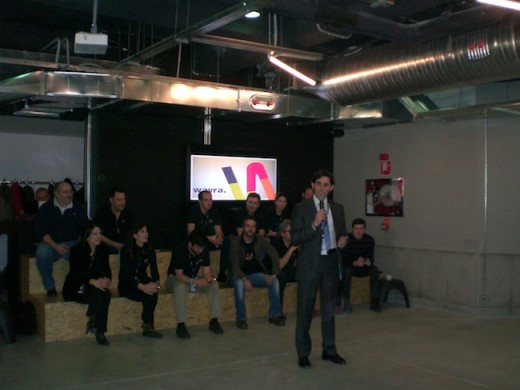 Wayra JMALVPAL small 520x390 Telefónicas startup accelerator Wayra to launch in the UK