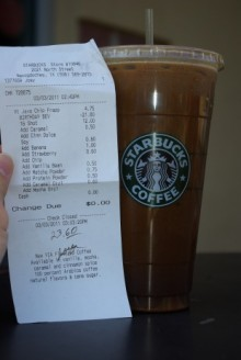 imgp35541 220x328 The worlds most expensive Starbucks drink costs $24 and has 1400 mg of caffeine
