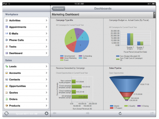 ipaddynamics 520x391 Microsoft is bringing Dynamics CRM to every mobile platform in Q2