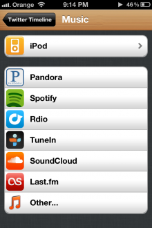 photo4 220x330 The Social Radio now lets you listen to your tweets in music on your iPhone