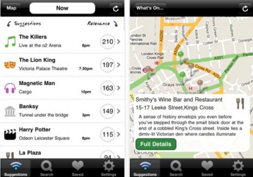 32 520x364 Find Stuff To Do: The iPhone and Web app that helps you find, erm, stuff to do.