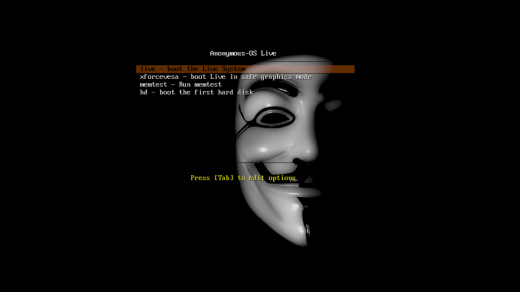 70970679 520x292 Anonymous has just released its own operating system: Anonymous OS