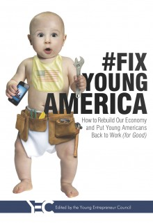 FYA Book 220x321 Young Entrepreneur Council launches its #FixYoungAmerica campaign