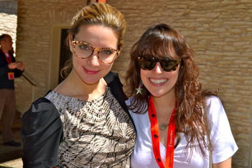 Hermione and CBM 520x346 TNWs Best Of: 5 days in Austin, Texas at SXSW
