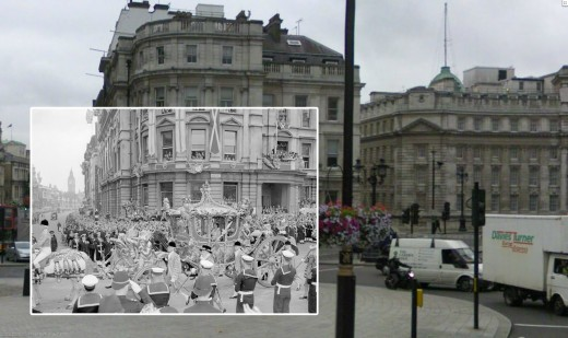 HistoryPin2 520x309 Googles project to mark the Queen's Diamond Jubilee will let you upload and pin your own memories