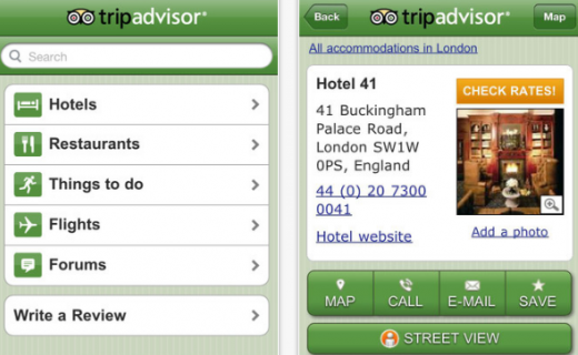 TAPP 520x320 The future according to TripAdvisor? Mobile, social...and hopefully fewer red flags for hotels.