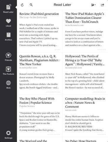 Instapaper 4.1 released with Retina support, 6 gorgeous new fonts and twilight mode