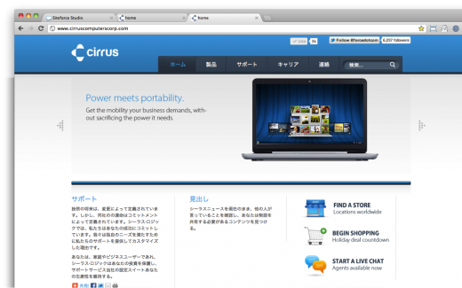 sitedotcom translation 520x325 Salesforce announces brand new social initiatives, inside and out