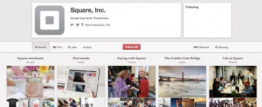 Convofy 184 520x213 Square takes to Pinterest to draw attention to the merchants using its card reader