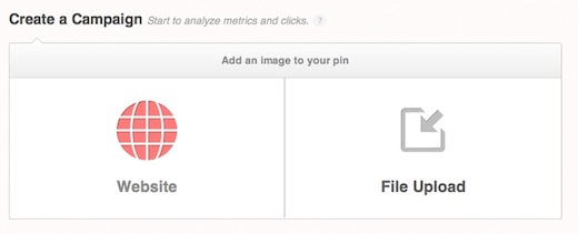 Create Campaign Pinterest analytics site receives 36,000 sign ups in one week [Review and Invites]