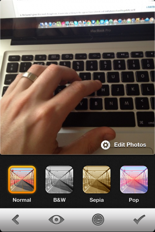 IMG 2393 520x780 Gifture: The stunning iOS app that turns your photos into awesome animated GIFs