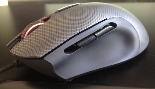 Mouse1 TNW reviews Razers ME3 inspired mechanical keyboard, gaming mouse and mousepad