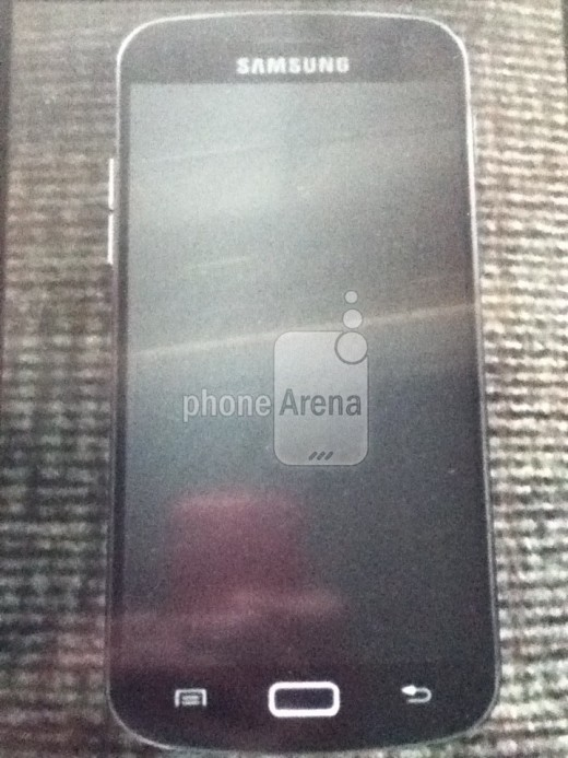 Samsung Galaxy S3 520x693 Purported Samsung Galaxy S III photo leaks, draws parallels with leaked manual diagrams