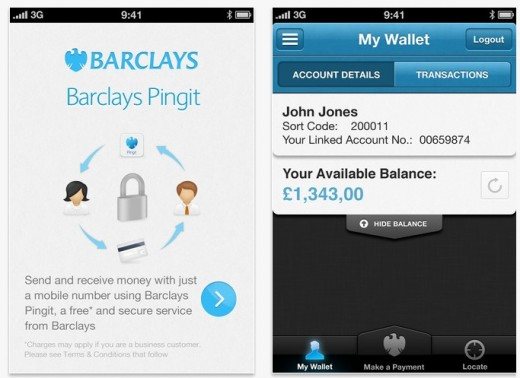 Screen Shot 2012 04 11 at 2.56.05 PM 520x378 Barclays Pingit money transfer service now works with any UK bank account and mobile number