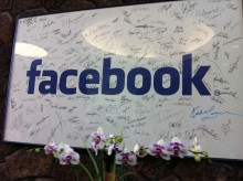 facebook2 220x164 Last week in Asia: Alibabas Android drama, Facebook overtakes Mixi, JP Morgan makes Lazada investment