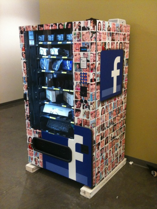 fb vending machine 520x693 Remember Facebooks gadget vending machine? Looks like Google has the exact same one.