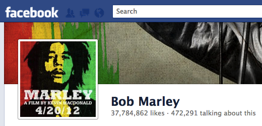marley Bob Marley biopic will be the first U.S. film to stream on Facebook the second it hits theaters
