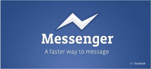 messenger 520x239 How to manage your entire social media life on your mobile phone: Android edition