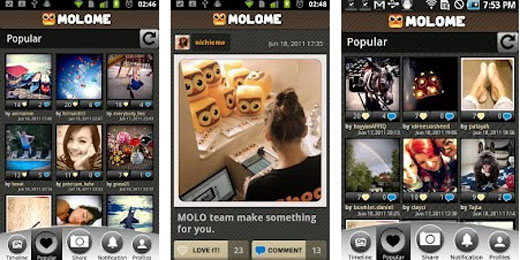 molome Instagram Alternatives: 8 Great Choices