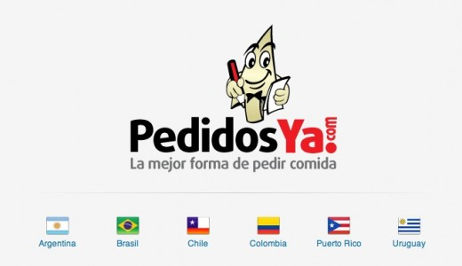 pedidosya 520x300 Food delivery heats up in Latin America as Uruguays PedidosYa expands into Colombia
