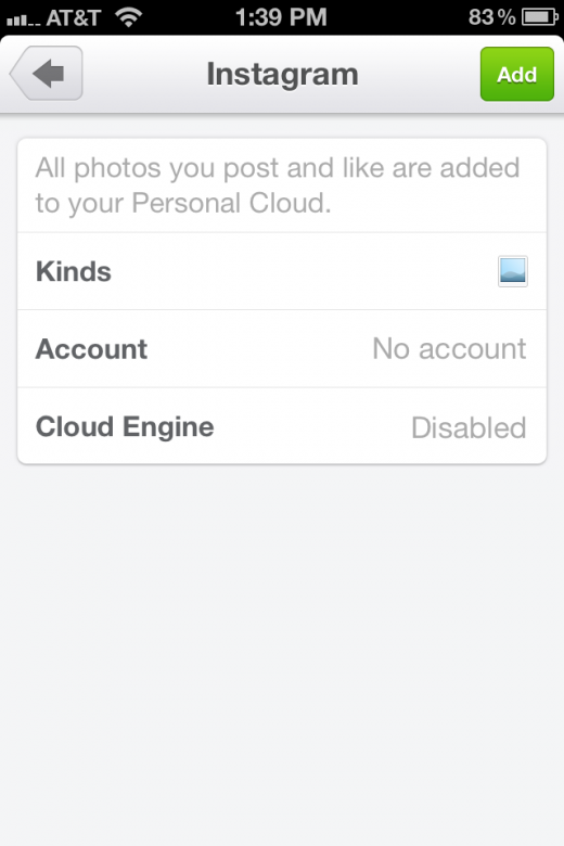 photo 25 520x780 From cloud OS to personal cloud service, Jolicloud launches its iOS app
