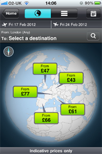 skyscannerapp Skyscanner's flight search app flies past 7m downloads in one year