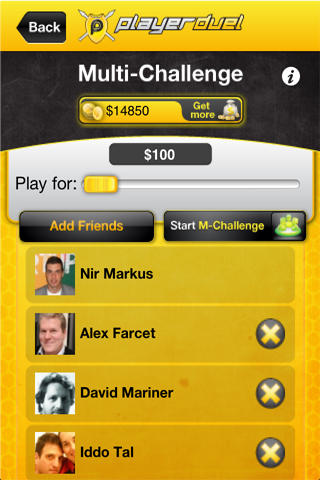 sshot5b PlayerDuel lets iOS developers add a competition layer to their mobile games
