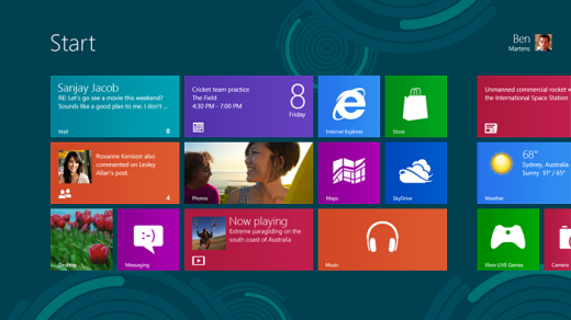 6708.Start screen 793B53ED 520x292 This Windows Phone 8 mockup has our Windows 8 radar buzzing