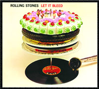 Album Cover The Rolling Stones Let It Bleed 200 Universal Music UK teams up with Pretty Green and Mobile Money Network to sell vinyl