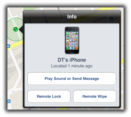 FindMyiPhone1 You've lost or had your mobile phone stolen on holiday, now what?