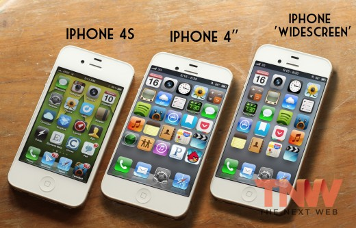 IMG 2615 520x333 Apples new iPhone to feature 4 inch display, start production in June: Report