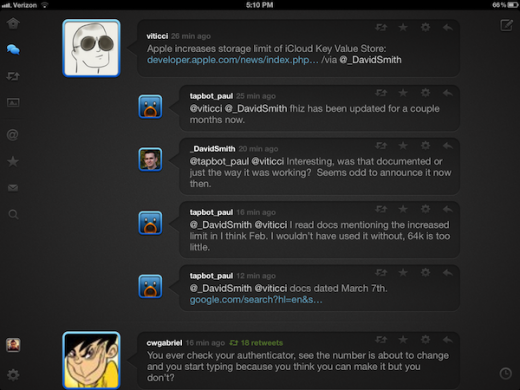 Photo May 30 5 10 38 PM 520x390 Quip: The gorgeous iPad app that made me enjoy reading Twitter again