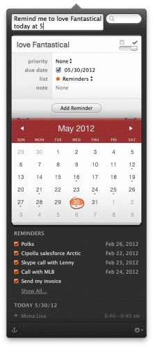Screen Shot 2012 05 30 at 10.32.15 AM 220x498 Fantastical 1.3 brings Reminders support for iOS and iCal