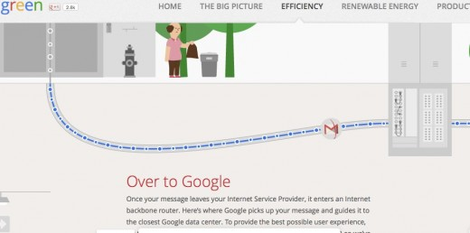 The Story of Send 520x258 Wonder what happens when you send an email? Google tells all with The Story of Send