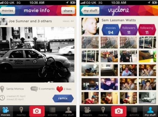 a9 520x386 Vyclone: This collaborative video app is just what citizen journalists ordered