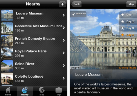 b9 520x365 Tripomatic launches iOS app to let holidaymakers plot and plan their daily travel itinerary